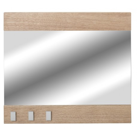 Leida - lustro z zawieszkami do przedpokoju