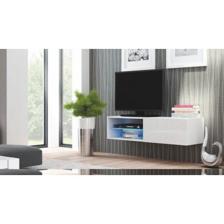 LIV RTV 120 wisząca biały