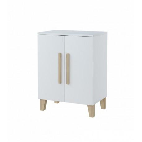 IDEA wysokość 100 cm - szafka z półkami