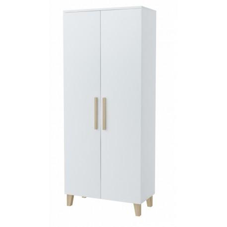 IDEA wysokość 180 cm - szafka z półkami