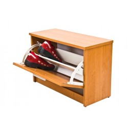 Acco złożone -  szafka na buty